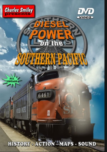 Diesel Power on the Southern Pacific