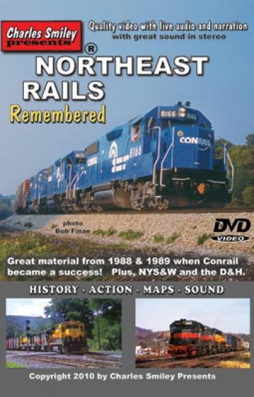 Northeast Rails Remembered