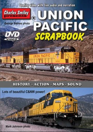 Union Pacific Scrapbook