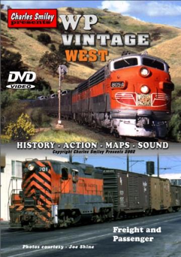 Western Pacific Vintage West